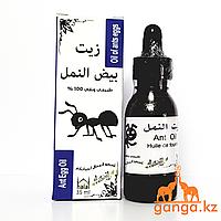 Муравьиное масло против роста волос, 35 мл