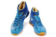 NIKE ZOOM HYPERREV Basketball shoes Blue Blue.44р