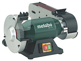 Точило Metabo BS 175, круг/лента 230В/500вт, 175мм/1020х50м