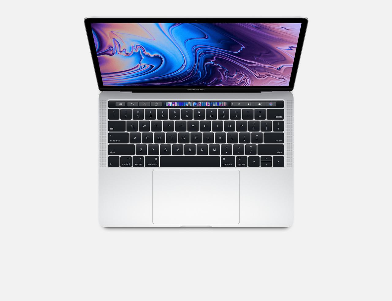 Apple MacBook Pro 13 256Gb Touch Bar Mid 2018 Silver