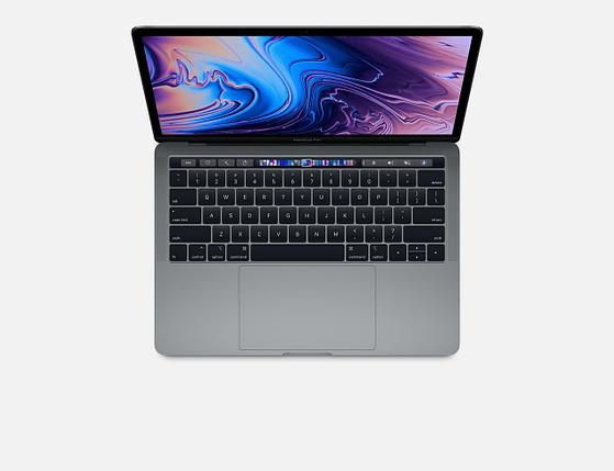 Apple MacBook Pro 13 512Gb Touch Bar Mid 2018 Space Gray, фото 2
