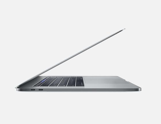 Apple MacBook Pro 15 256Gb Touch Bar Mid 2018 Space Gray, фото 2
