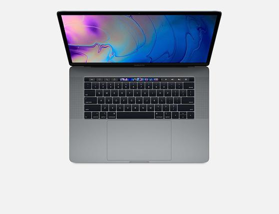 Apple MacBook Pro 15 512Gb Touch Bar Mid 2018 Space Gray 32GB, 1TB, фото 2