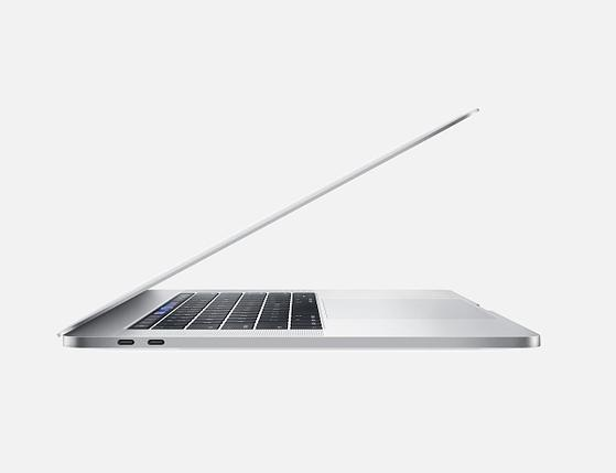 Apple MacBook Pro 15 512Gb Touch Bar Mid 2018 Silver, фото 2