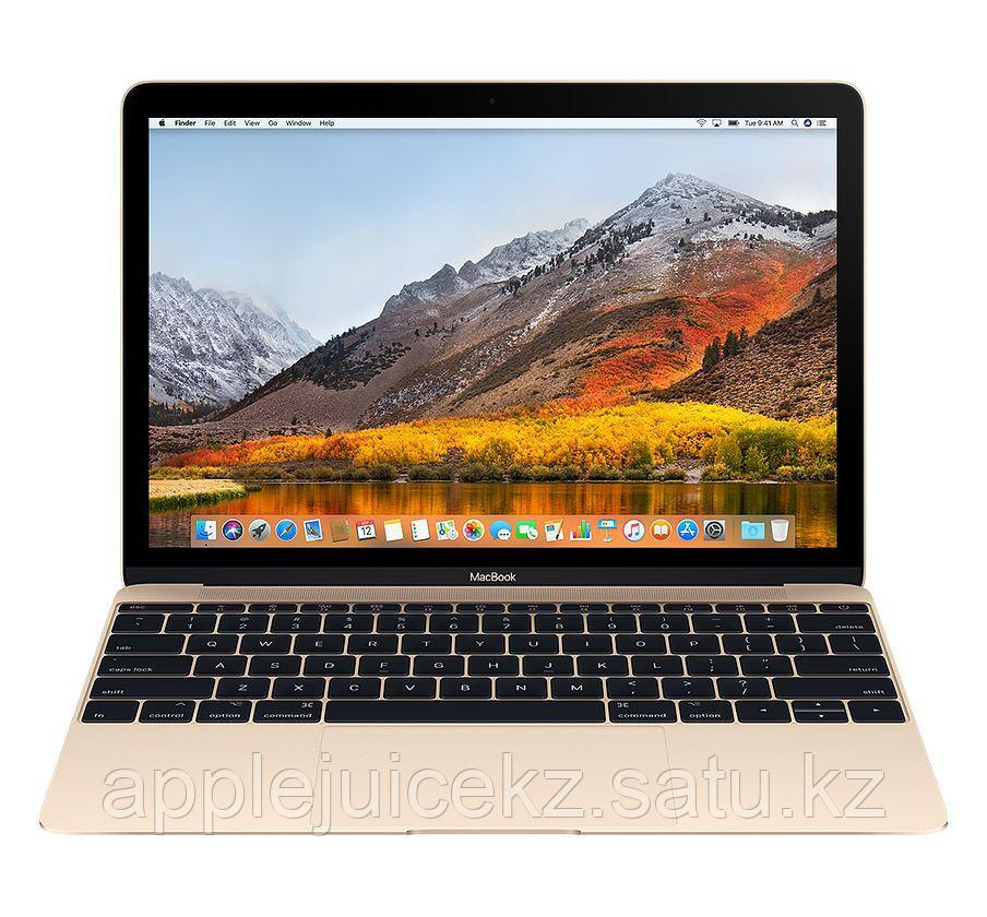 Apple  MacBook 12 256Gb Gold