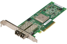 HP Адаптер Enterprise/82Q/FC 8GB/Dual Port  2/PCI-E x8/2