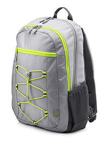 Рюкзак HP Europe/Active Backpack (Grey/Neon Yellow)/15,6 ''/нейлон 1LU23AA