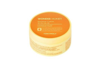 Tony Moly Wonder honey moisture cream / с вишневым медом