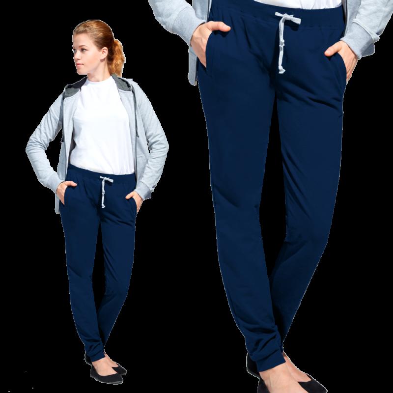Женские спортивные брюки StanJumpWomen 62W Тёмно-синий XXL/52