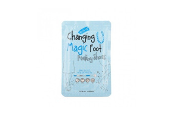 Tony Moly Changing U Magic Foot Peeling Shoes /Пилинг для ног