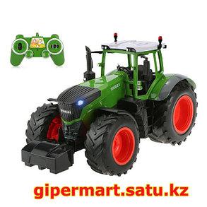 Радиоуправляемый сельскохозяйственный трактор с прицепом RC Car Double Eagle масштаб 1:16 - E354-003, фото 2