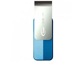 Team Group USB 2.0 Flash TC14216GL01 C142, FLASH DRIVE, 16GB, Blue