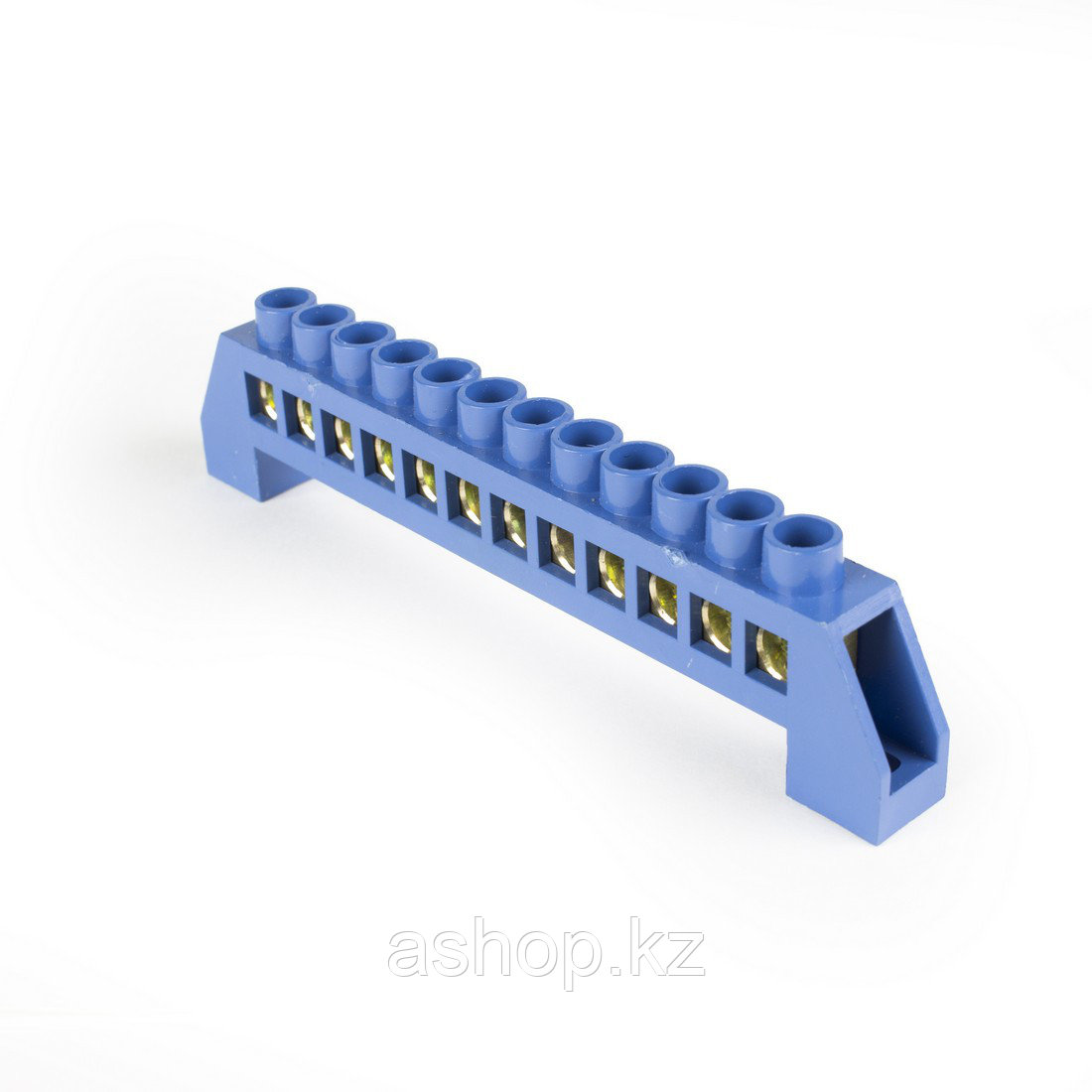 Шина нулевая изолированная Deluxe TS-0812С/12, Кол-во групп:12, Крепление: на изоляторах, Соединение: Болтовое