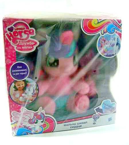 My little pony. Моя малютка пони