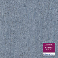 Линолеум Travertine Blue 01