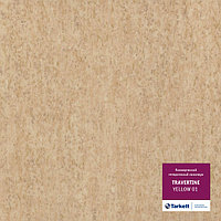Линолеум Travertine Yellow 01