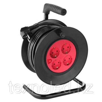 Кабельный барабан, Катушка кабеля, Удлинитель с катушкой, Коммерческое освещение, Техническое освещение, LED, фото 2