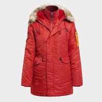Куртка женская HUSKY WOMAN'S REDWINE\REDWINE