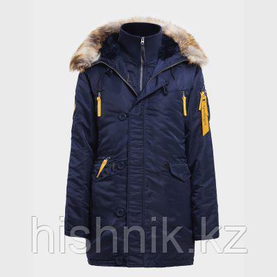 Куртка женская HUSKY WOMAN'S BLUE\YELLOW