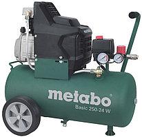 Масляный компрессор Metabo Basic 250-24 W, 1.5кВт, 24л