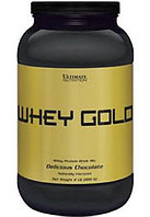 Ultimate Nutrition Whey Gold 900 гр.