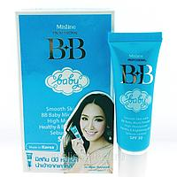 Крем BB с защитой от солнца, Mistine Professional BB Baby Face Cream  SPF 30, 15 мл., Таиланд