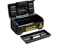 """Ящик для инструмента """"TOOLBOX-16"""" пластиковый, STAYER Professional"""