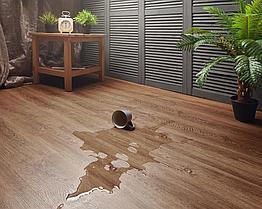 ПВХ плитка Aqua-floor коллекция RealWoood AF6051 GLUE