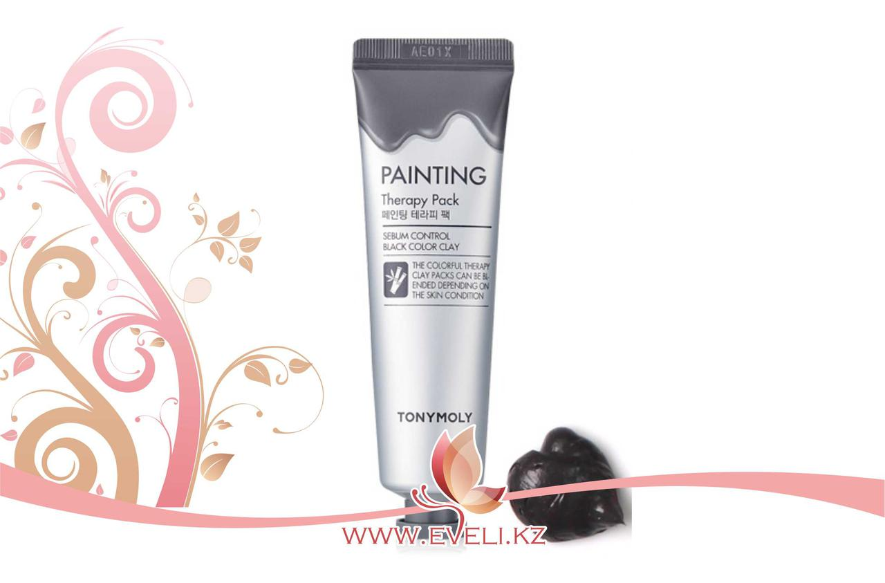 Tony Moly Painting Therapy Pack SEBUM CONTROL / Регулярная маска