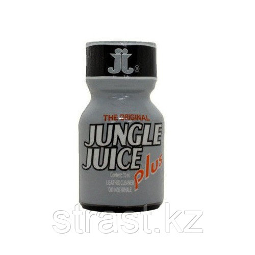 Попперс Jungle Juice Plus 10 мл. Канада