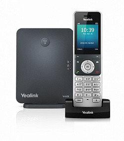 IP телефон Yealink W60P DECT (база+трубка)