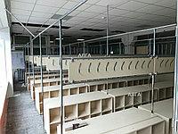 Общественная гардеробная система, фото 1