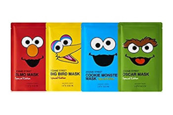 IT'S SKIN Sesame Street Mask Special Edition