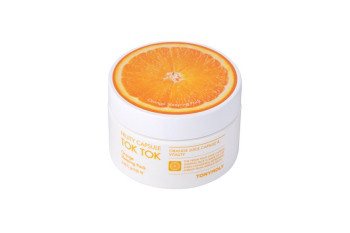 Fruity Capsule Tok Tok Orange Sleeping Pack [TonyMoly]
