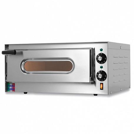 Печь для пиццы электрическая Resto Italia SMALL/G (550х450х255 мм, 1,6кВт, диаметр пиццы 33см, 1секция)