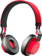 Наушники Jabra Move Wireless red