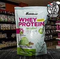 "Сывороточный протеин от BomBBar ""Whey Protein"" 900гр/30порций, фото 1"