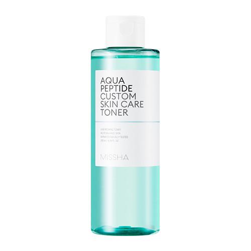 Тоник с пептидами Aqua Peptide Custom Skin Care Toner