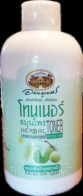 Лосьон-тоник на травах для всех типов кожи