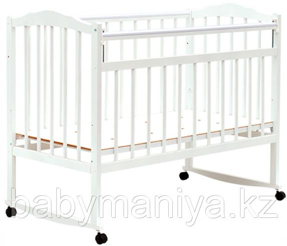 КроваткаBambini Классик M 01.10.09 цвет Белый