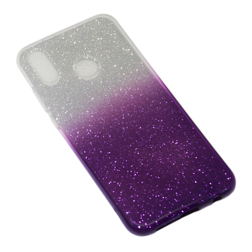 Чехол Gradient силиконовый LG Q6