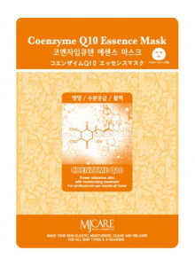 MJ Care Coenzyme Q10 Essence Mask/с коэнзимом Q10