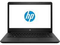 "Ноутбук HP 14-bp001ur 14"" Intel Celeron Dual Core N3060 1.6GHz 4Gb 500Gb WiFi BT USB3.1 2*USB3.0 HDMI GLAN DOS"