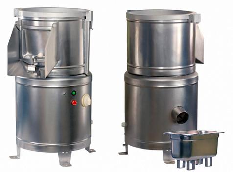 Картофелечистка МОК-300У (500x480x850мм, загрузка не более 10 кг, 300кг/ч, 0,75кВт, 380В, масса 47кг)