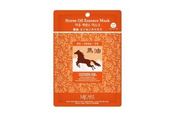 MJ Care Horse Oil Essence Mask/Маска с эссенцией из лошадиного жира