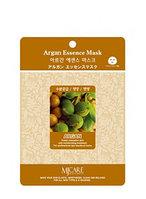 MJ Care Argan Essence Mask/ тканевая маска с экстрактом арганы