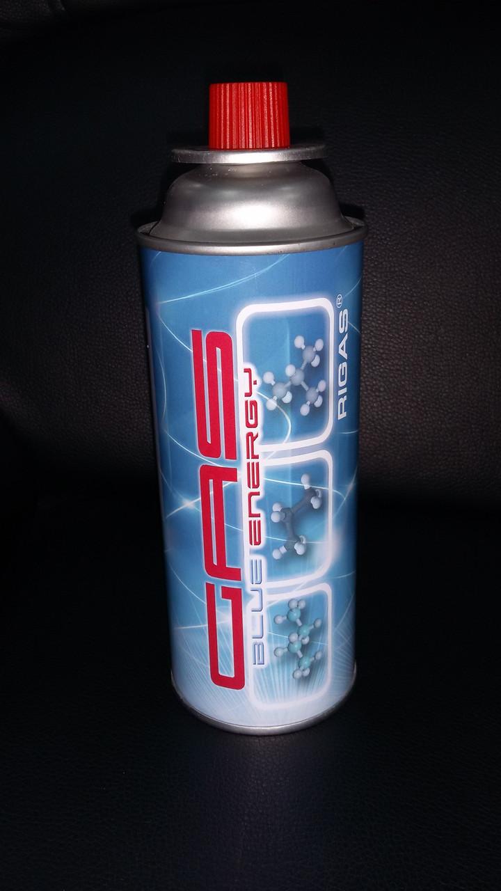Баллон газовый 520 см.куб.