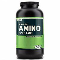 Optimum Nutrition micronized amino Amino 2222 320 т