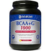 MRM BCAA+G 1000 грамм