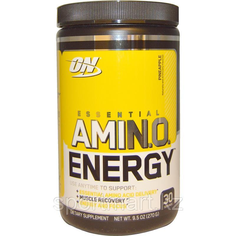 Аминокислота Optimum Nutrition Essential Amino Energy Ананас 270 гр, фото 1